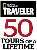 National Geographic Tours of a Lifetime